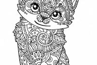 Blank Cat In the Hat Template New Coloring Pages Coloring Pages Of Cats for Kids Cat