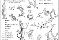 Blank Cat In the Hat Template Unique Free Cat and the Hat Coloring Sheets Giftedpaper Co