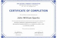 Blank Certificate Templates Free Download New 008 Free Course Completion Certificate Template Sample Copy