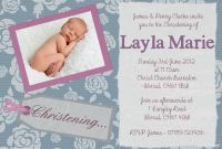 Blank Christening Invitation Templates New Birthday Invitations Christening Invitation Cards Sample
