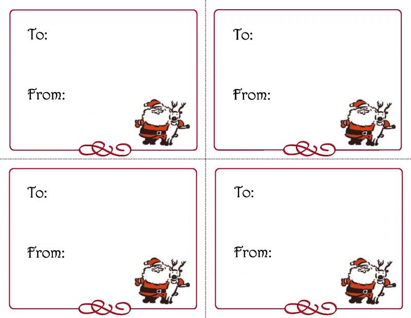 Blank Christmas Card Templates Free New Christmas Cards Tags Free Merry Christmas Happy New Year