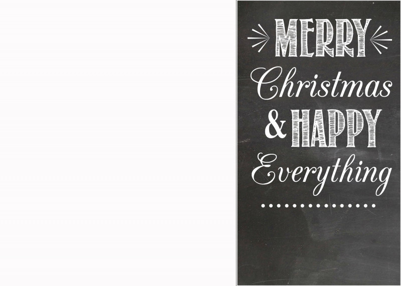 Blank Christmas Card Templates Free Unique Christmas Card Template Free Jasonkellyphoto Co