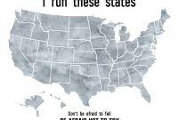 Blank City Map Template Awesome Blank Fifty States Map Myhusbandandi Org