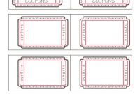 Blank Coupon Template Printable Unique Free Templates Blank Coupons atelier Kafana Me