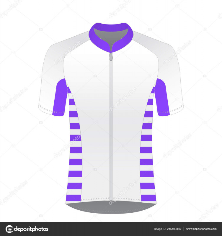 Blank Cycling Jersey Template New Cycling Jersey Mockup Shirt Sport Design Template Road