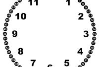 Blank Face Template Preschool Unique Free Blank Clock Face Printable Download Free Clip Art