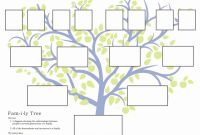 Blank Family Tree Template 3 Generations New Simple Family Tree Template Beautiful Make A Family Tree