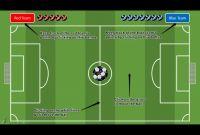 Blank Football Field Template New Downloads Tekhnologic