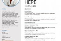 Blank HTML Templates Free Download Awesome Blue Grey Resume