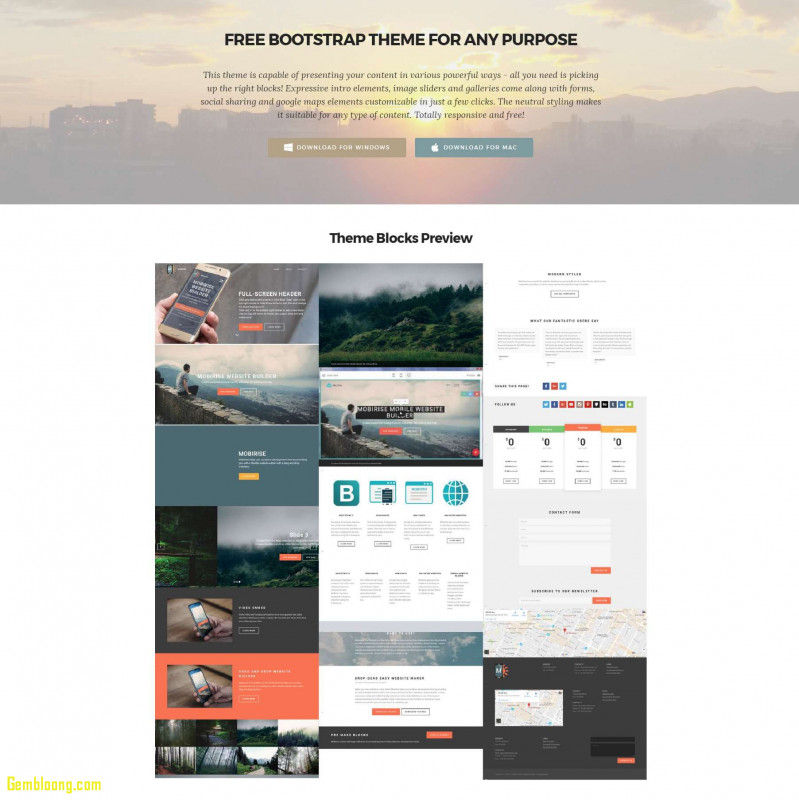 Blank HTML Templates Free Download Awesome Campaignaein Com 2 111 Powerpoint Business Proposal