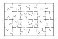 Blank Jigsaw Piece Template Unique 026 Jig Saw Puzzle Template Ideas astounding Jigsaw