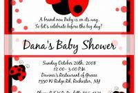 Blank Ladybug Template Unique Photo 12 Baby Shower Ladybug Image Free Printable