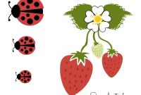 Blank Ladybug Template Unique the Great Ladybug Challenge sincerely Saturday