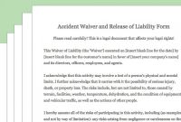 Blank Legal Document Template New Free Liability Waiver form Jasonkellyphoto Co