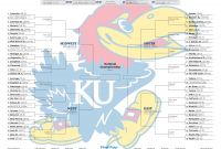 Blank Ncaa Bracket Template New 2013 Ncaa tournament Bracket Rock Chalk Blog