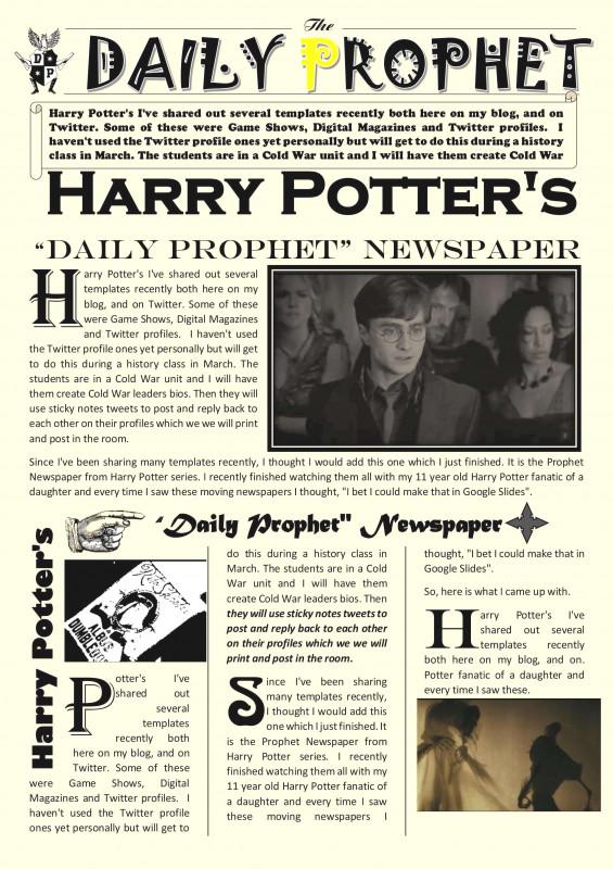 Blank Old Newspaper Template New Blank Newspaper Template Powerpoint Atelier Kafana Me