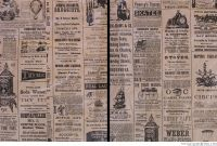 Blank Old Newspaper Template Unique 48 Antique Newspaper Wallpaper On Wallpapersafari