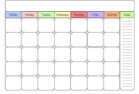 Blank One Month Calendar Template Unique Printable One Month Calendar Elegant Cute Blank Calendar