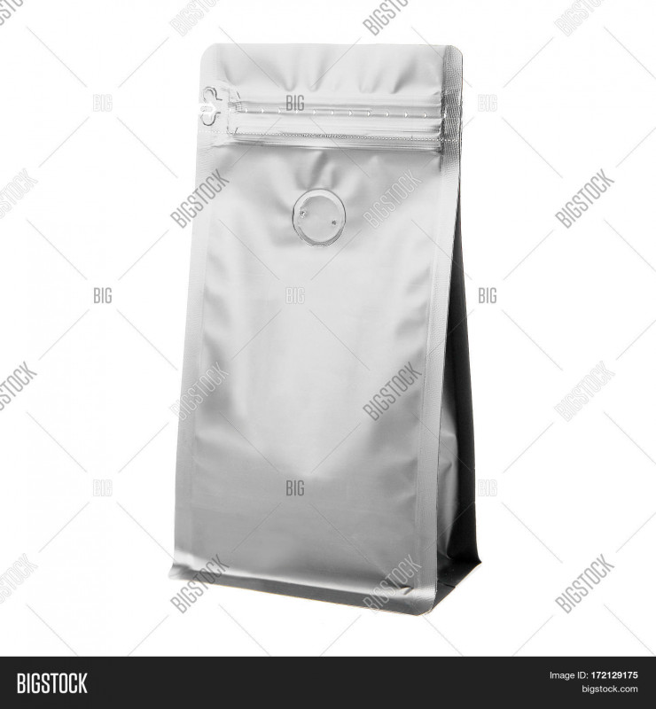 Blank Packaging Templates Awesome Blank Side Gusset Image Photo Free Trial Bigstock