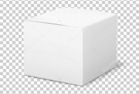Blank Packaging Templates Awesome Empty White Box Cardboard Cubic Cosmetic Box Blank Package
