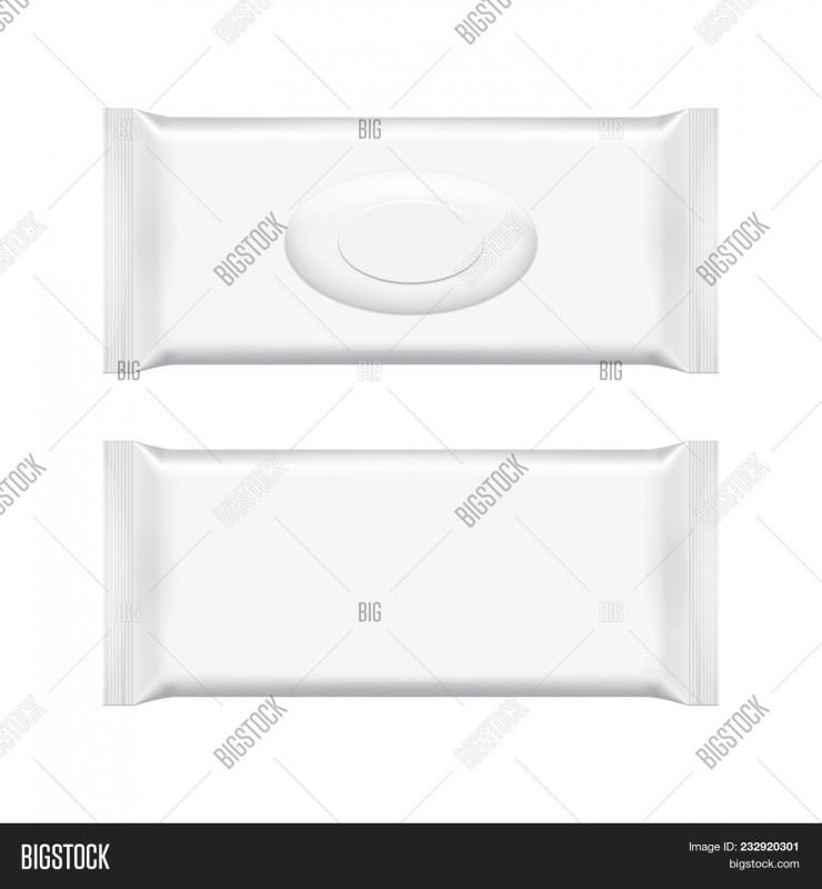 Blank Packaging Templates New Blank Packaging Wet Image Photo Free Trial Bigstock