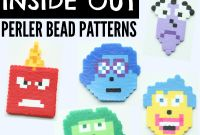 Blank Perler Bead Template Awesome Perler Bead Ideas with Printable Perler Bead Patterns
