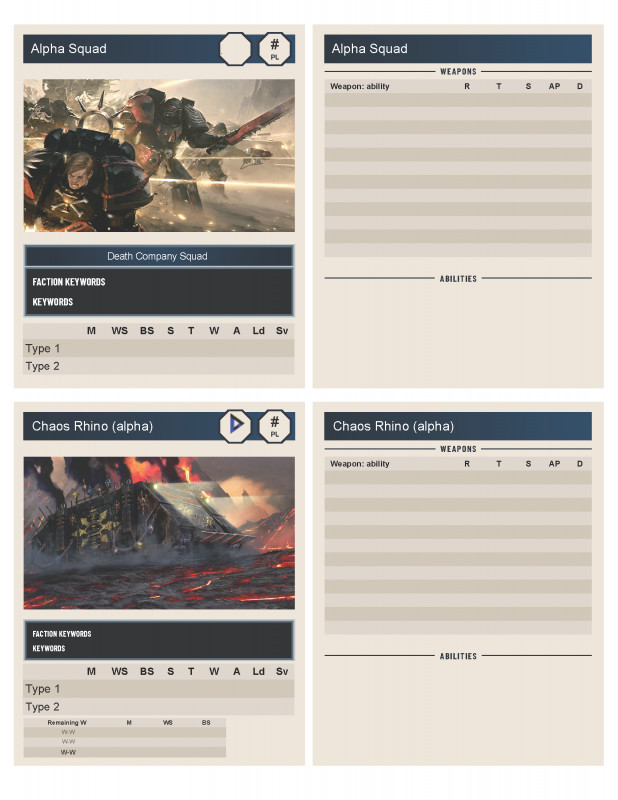Blank Playing Card Template Awesome Updated Blank Stat Cards Pdf With Editable Fields Now