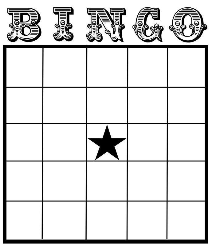 Blank Playing Card Template New Lets Play some Roller Derby Bingo Via R Rollerderby