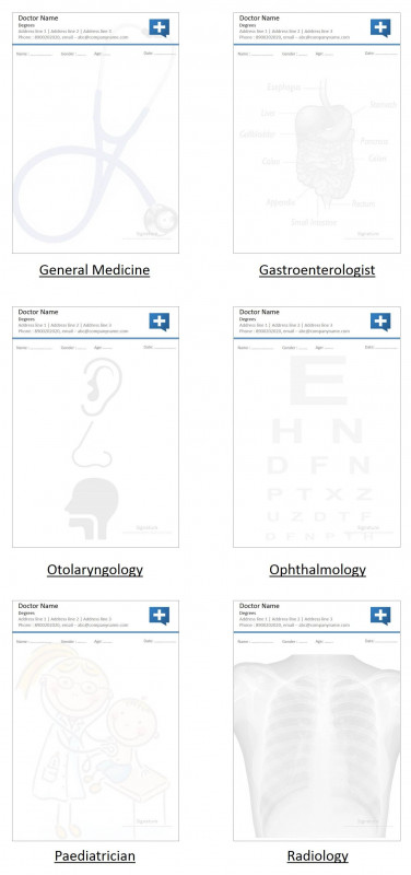 Blank Prescription form Template Awesome Designs for Medical Prescription Template Medical