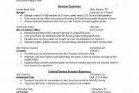 Blank Resume Templates for Microsoft Word New Resume Administrative Services Managere Sample Page 2