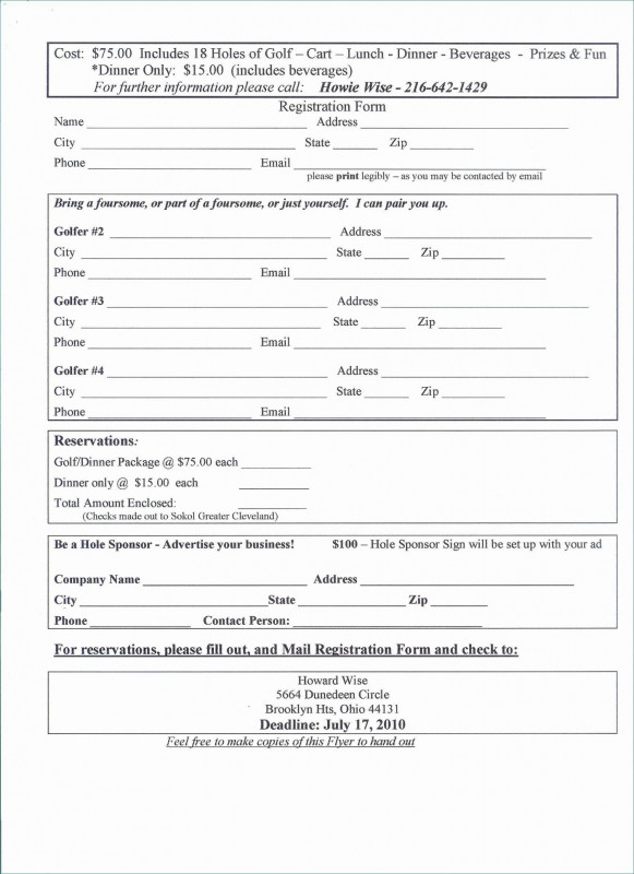 Blank Sponsorship form Template New 032 Sponsorship Proposal Templates Excel Pdfats event