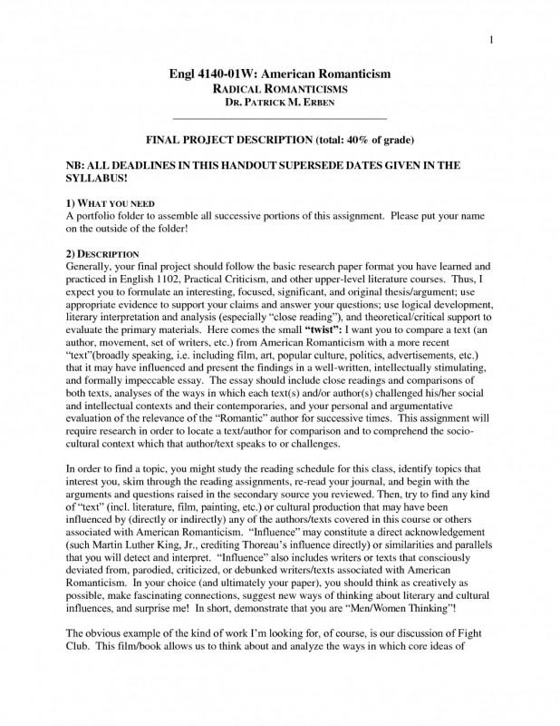 Blank Syllabus Template Unique 016 Mla Research Paper Proposal 614614ok Museumlegs