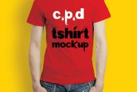 Blank T Shirt Design Template Psd New 40 Stylish T Shirt Mockup Templates Psd Creativebonito Com
