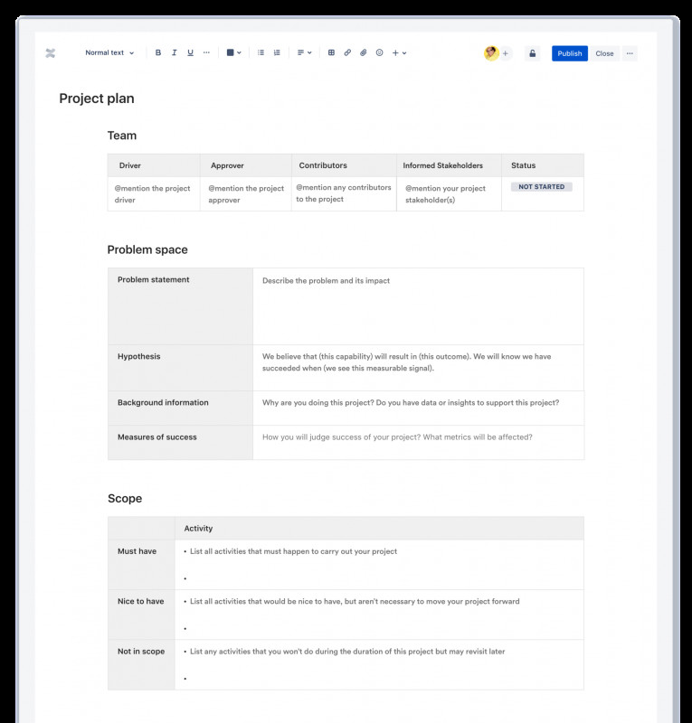 Blank Table Of Contents Template Unique No More Starting From Scratch Introducing Templates for