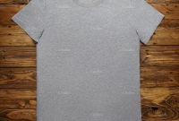 Blank Tee Shirt Template New Blank Grey T Shirt Mockup Set