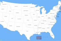 Blank Template Of the United States Unique Fresh Free Printable Map Of the United States Hmcf Me