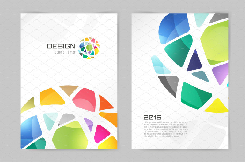 Blank Templates For Flyers Awesome Vector Flyer Design Template Templatebookblankdesign