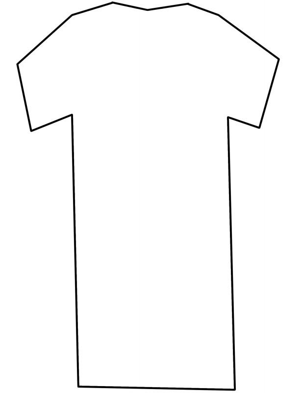 Blank Tshirt Template Printable Unique Free T Shirt Printable Download Free Clip Art Free Clip