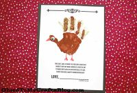 Blank Turkey Template Awesome Handprint Turkey Poem