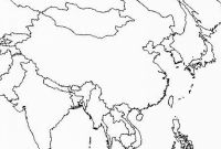 Blank Turkey Template Unique south asia Map Blank Climatejourney org