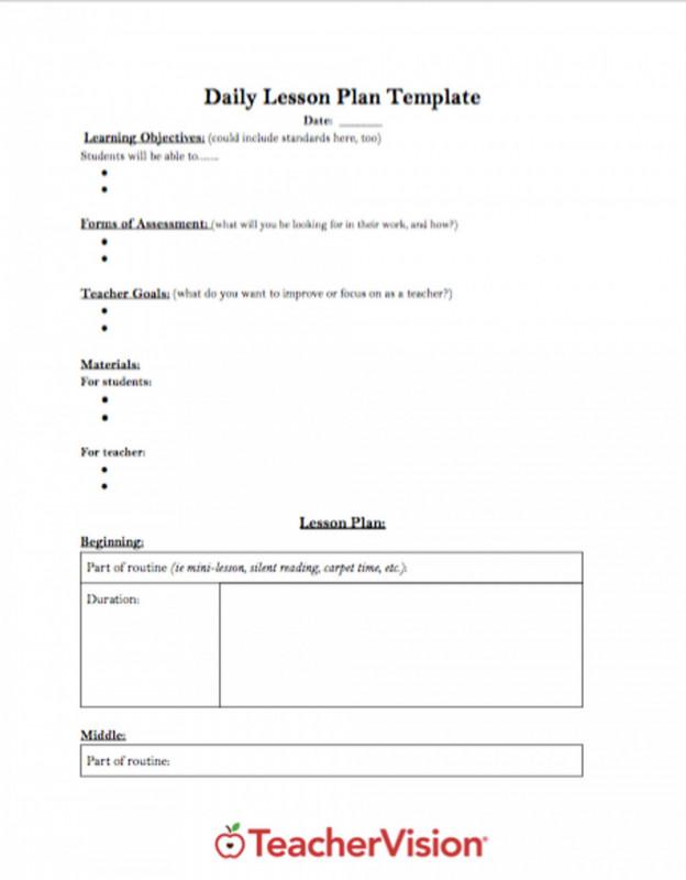 Blank Unit Lesson Plan Template New 025 Template Ideas Free Lesson Plan Word Blank Unit Ndash