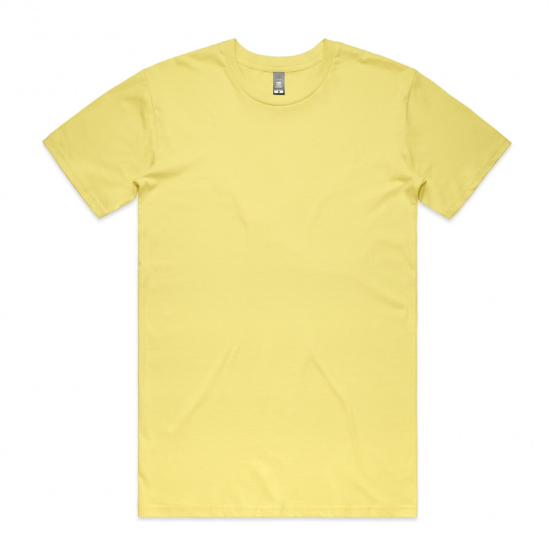 Blank V Neck T Shirt Template Unique 5001 Staple Tee T Shirts Men As Colour