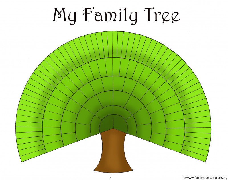Fill In the Blank Family Tree Template New Blank Family Trees Templates and Free Genealogy Graphics