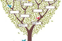 Fill In the Blank Family Tree Template New Cute Fill In the Blank Family Tree Lds Pinterest