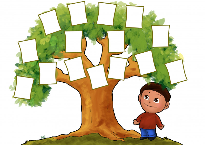 Fill In The Blank Family Tree Template New Free Family Chart Cliparts Download Free Clip Art Free