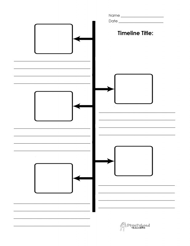 Free Bio Template Fill In Blank Awesome Printable Timelines Kozen Jasonkellyphoto Co