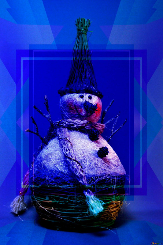 Free Blank Banner Templates Unique Download Free Picture Snowman Blank Blue Banner Frame
