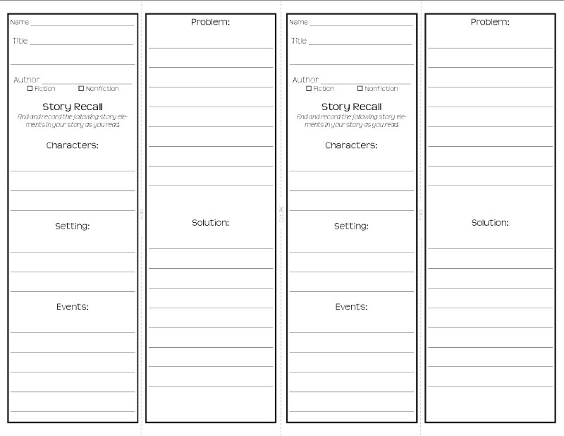 Free Blank Bookmark Templates To Print Awesome Free Printable Bookmark Templates Word Atelier Kafana Me
