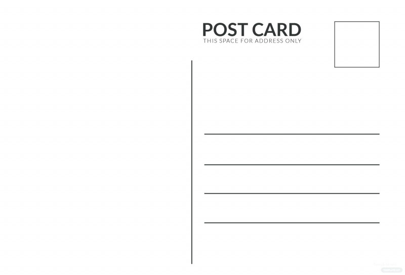 Free Blank Postcard Template For Word Unique Yes No Checklist Template Network Marketing Javestuk Com