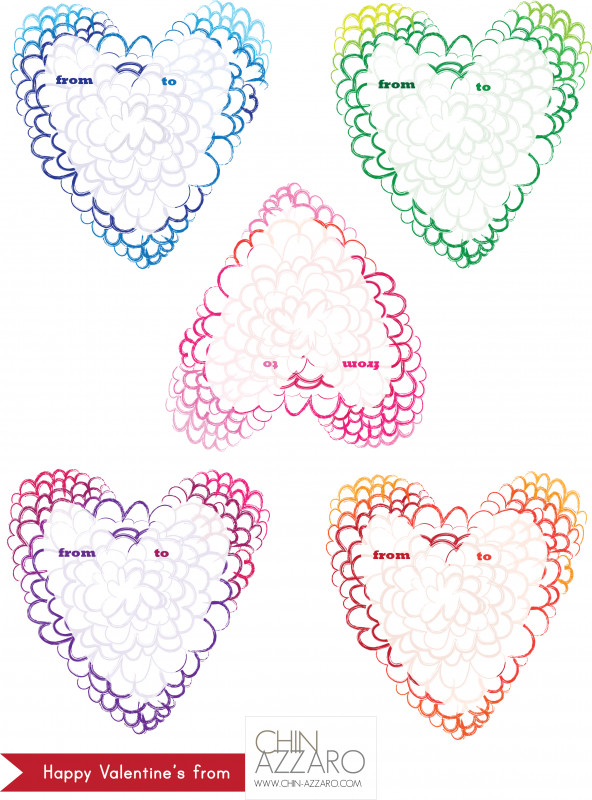 Free Printable Blank Greeting Card Templates Unique Valentine Templates Free Printable Vastuuonminun